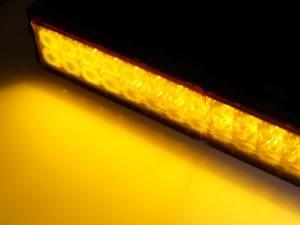 Bilde av Gule glass til lysbro