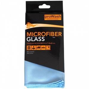 Bilde av ProWash microfiber, glass